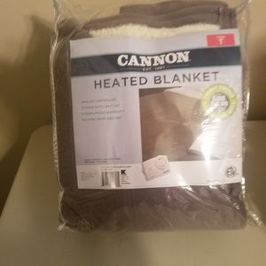 Cannon Heated Blanket